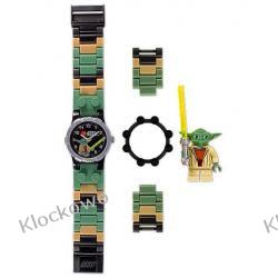 2856130 ZEGAREK YODA (LEGO® Star Wars™ Yoda™ Minifigure Watch) LEGO STAR WARS