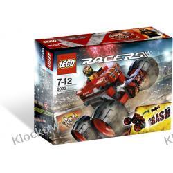9092 SZALONY DEMON (Crazy Demon) - KLOCKI LEGO RACERS