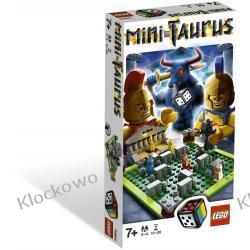 3864 MINI-TAURUS (MINI TAURUS)  - KLOCKI LEGO GRA PLANSZOWA