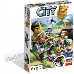 3865 CITY ALARM - KLOCKI LEGO GRA PLANSZOWA