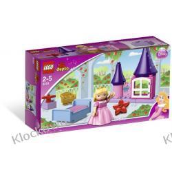 6151 POKÓJ ŚPIĄCEJ KRÓLEWNY (Sleeping Beauty's Room) - KLOCKI LEGO DUPLO
