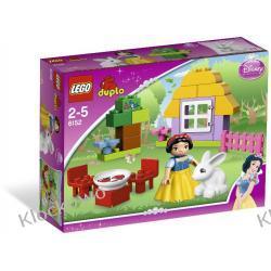 6152 CHATKA KRÓLEWNY ŚNIEŻKI (Snow White's Cottage) - KLOCKI LEGO DUPLO