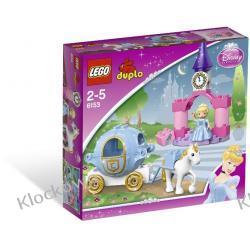 6153 KARETA KOPCIUSZKA (Cinderella's Carriage) - KLOCKI LEGO DUPLO