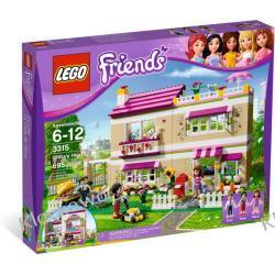 3315 DOM OLIVII (Olivia's House) KLOCKI LEGO FRIENDS