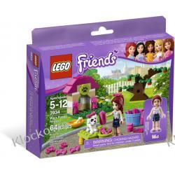 3934 DOMEK DLA PIESKA (Mia's Puppy House) KLOCKI LEGO FRIENDS