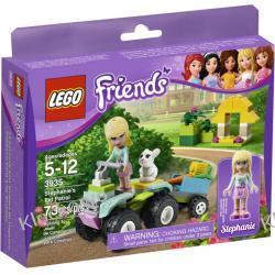3935 AUTO DLA ZWIERZĄT (Stephanie's Pet Patrol) KLOCKI LEGO FRIENDS