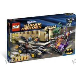 6864 THE BATMOBILE AND THE TWO-FACE CHASE- KLOCKI LEGO BATMAN Castle