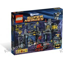 6860 THE BATCAVE- KLOCKI LEGO BATMAN Friends