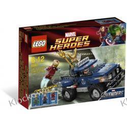6867 IRON MAN LOKI'S COSMIC CUBE ESCAPE - KLOCKI LEGO SUPER HEROES Pirates