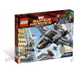 6869 AVANGERS QUINJET AERIAL BATTLE- KLOCKI LEGO SUPER HEROES Friends
