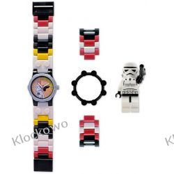2855057 ZEGAREK STORMTROOPER  (STORM TROOPER KIDS WATCH 2010 GLOBAL 1) LEGO STAR WARS Policja