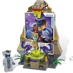 850445 ŚWIĄTYNIA RATTLA (Ninjago Character Card Shrine) - LEGO NINJAGO