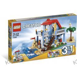 7346 DOM NAD MORZEM (Seaside House) - KLOCKI LEGO CREATOR 3 W 1