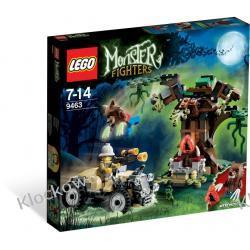 9463 - WILKOŁAK (The Werewolf) - KLOCKI LEGO MONSTER FIGHTERS Kompletne zestawy