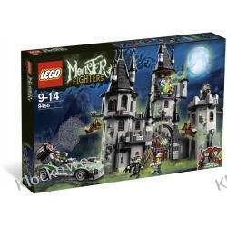 9468-ZAMEK WAMPIRÓW (Vampyre Castle) - KLOCKI LEGO MONSTER FIGHTERS Inne zestawy