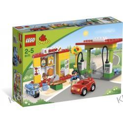 6171 STACJA PALIW (Gas Station) KLOCKI LEGO DUPLO
