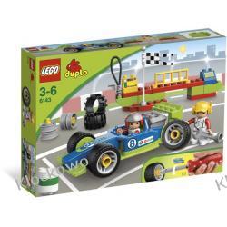 6143 DRUŻYNA WYŚCIGOWA (Racing Team) KLOCKI LEGO DUPLO