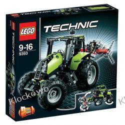 9393 TRAKTOR (Tractor) KLOCKI LEGO TECHNIC