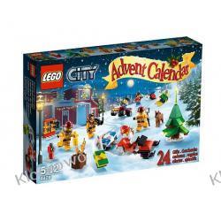 4428 KALENDARZ ADWENTOWY LEGO CITY (City Advent Calendar) KLOCKI LEGO CITY