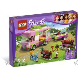 3184 SAMOCHÓD KEMPINGOWY (Adventure Camper) KLOCKI LEGO FRIENDS Playmobil