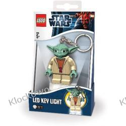 MINI LATARKA LED LEGO - YODA (Key Light YODA) - BRELOK Kompletne zestawy