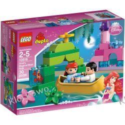 10516 MAGICZNA ŁÓDKA ARIELKI (Ariel's Magical Boat Ride) KLOCKI LEGO DUPLO
