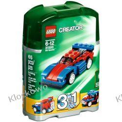 31000 MINI ŚCIGACZ (Mini Speeder) KLOCKI LEGO CREATOR