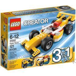 31002 SAMOCHÓD WYŚCIGOWY (Super Racer) KLOCKI LEGO CREATOR