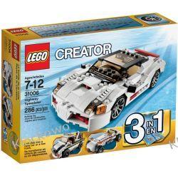 31006 ZDOBYWCY AUTOSTRAD (Highway Speedster) KLOCKI LEGO CREATOR Kompletne zestawy