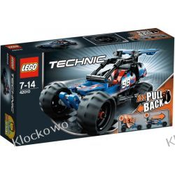 42010 SAMOCHÓD OFF-ROAD (Off-road Racer) KLOCKI LEGO TECHNIC Playmobil