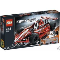 42011 SAMOCHÓD WYŚCIGOWY (Race car) KLOCKI LEGO TECHNIC
