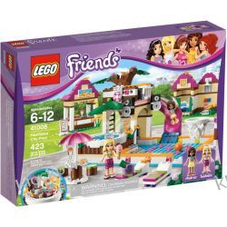 41008 BASEN W HEARTLAKE (Heartlake City Pool) KLOCKI LEGO FRIENDS Playmobil
