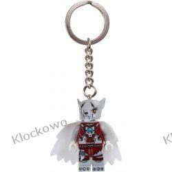 850609 BRELOK WORRIZ  (Worriz Laval Key Chain)  - LEGO CHIMA