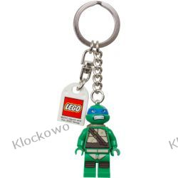 850648 BRELOK LEONARDO (Teenage Mutant Ninja Turtles Leonardo Key Chain) LEGO GADŻETY