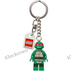 850656 BRELOK RAPHAEL (Teenage Mutant Ninja Turtles Raphael Key Chain) LEGO GADŻETY