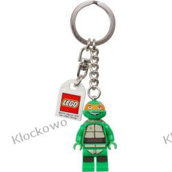 850653 BRELOK MICHELANGELO (Teenage Mutant Ninja Turtles Michelangelo Key Chain) LEGO GADŻETY