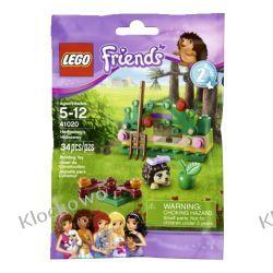 41020 KRYJÓWKA JEŻA (Hedgehog's Hideaway) KLOCKI LEGO FRIENDS Playmobil