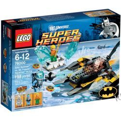 76000 Arctic Batman vs. Mr Freeze : Aquaman on Ice - KLOCKI LEGO BATMAN Inne zestawy