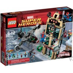 76005 Spider-Man : Daily Bugle Showdown - KLOCKI LEGO SUPER HEROES