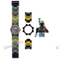 5000143 ZEGAREK BOBA FETT (SW BOBA FETT WATCH W/MINIFIGURE) LEGO STAR WARS Friends
