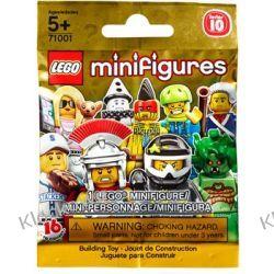 71001 - 1 SZT LOSOWO WYBRANEJ MINIFIGURKI - 10 SERIA LEGO MINIFIGURKI