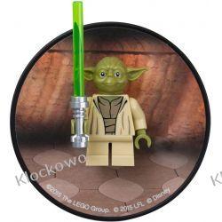 853476 MAGNES Z FIGURKĄ MISTRZA YODY (Yoda Magnet)  LEGO STAR WARS Ninjago