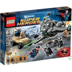 76003 BITWA O SMALLVILLE (Superman: Battle of Smallville)- KLOCKI LEGO SUPER HEROES Friends