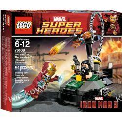 76008 Iron Man vs. The Mandarin: Ultimate Showdown - KLOCKI LEGO SUPER HEROES Kompletne zestawy