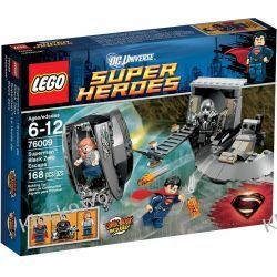 76009 Superman: Black Zero Escape - KLOCKI LEGO SUPER HEROES Playmobil