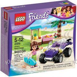 41010 ŁAZIK PLAŻOWY OLIVII (Olivia's Beach Buggy) KLOCKI LEGO FRIENDS