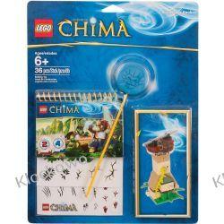 850777 ZESTAW Z AKCESORIAMI LEGO CHIMA (Legends of Chima Accessory Set) - LEGO CHIMA Kompletne zestawy