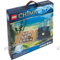 850775 POJEMNIK NA AKCESORIA LEGO CHIMA (Legends of Chima Speedorz Storage Bag ) - LEGO CHIMA Miasto
