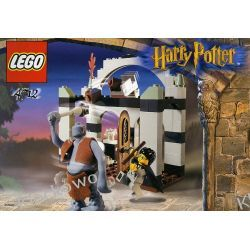 4712 TROLL NA WOLNOŚCI (Troll on the Loose) KLOCKI LEGO HARRY POTTER Harry Potter