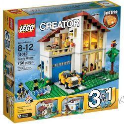 31012 DOM RODZINNY (Family House) KLOCKI LEGO CREATOR